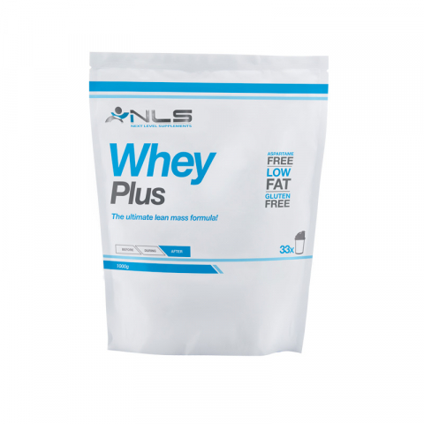Whey Plus 1000g Bag Chocolate