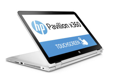 "HP Pavilion x360 15-bk100nv P1S34EA - Laptop - Intel Core i5-7200U 2.5 GHz - 15.6"" HD LED - Windows 10 Home"