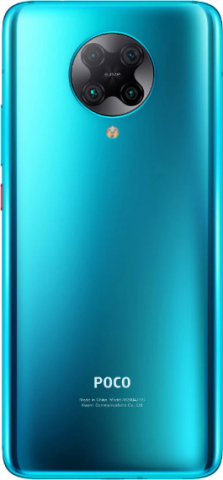 XIAOMI POCO F2 PRO 5G DUAL SIM (128GB-6GB RAM) Neon Blue(M2004J11G)