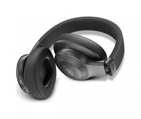 JBL E55BT BLUETOOTH HEADPHONES BLACK