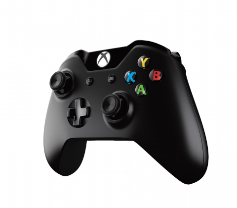 Microsoft Xbox One Wireless Controller New V2 -black