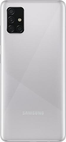 Galaxy A51 A515 Dual 4GB-128GB Haze Silver EU