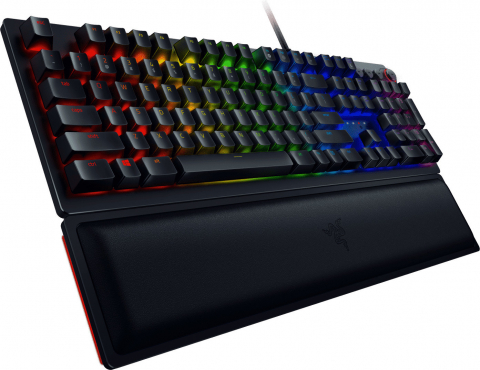 Razer Huntsman Elite Opto-Mechanical US(Clicky Switches Purple)