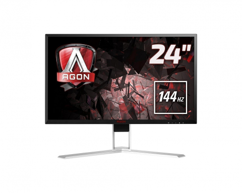 "Agon AG241QX LCD 24"" AG241QX, QHD, DVI, HDMI, DPort, Speakers"