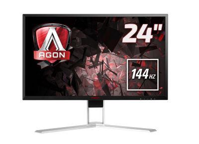 """AOC AG241QX LED - Οθόνη υπολογιστή - 24"""""""