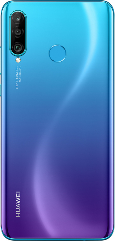Huawei P30 Lite Dual (128GB-4GB) Peacock Blue(MAR-LX1A)