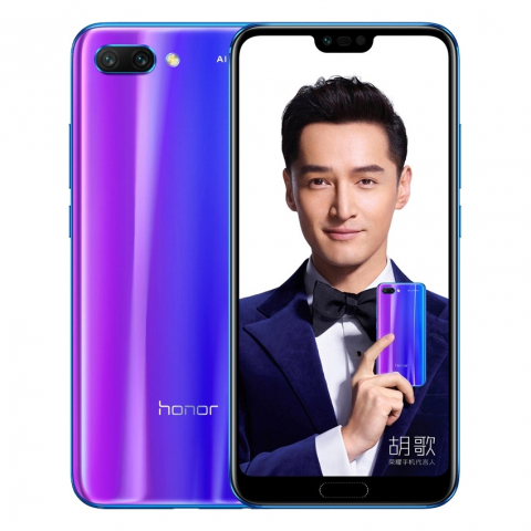 Honor 10 Dual Sim 128GB Blue