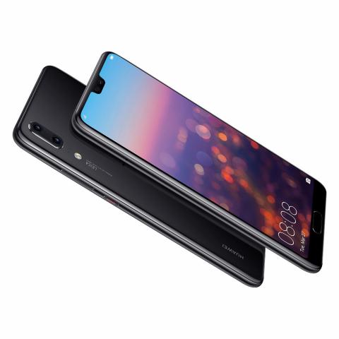 P20 4GB-128GB LTE Black EU