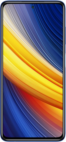 POCO X3 PRO DUAL SIM (256GB- 8GB RAM)Frost Blue M2102J20SG GLOBAL EU