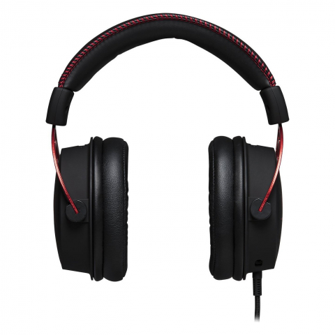 Headset Cloud Alpha Gaming Red HX-HSCA-RDEM