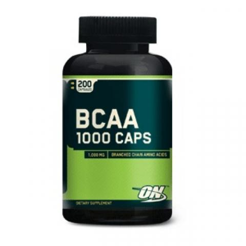 BCAA 1000 200caps