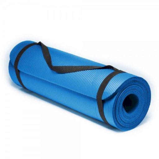 Στρώμα EXCLUSIVE MAT επαγγελματικό αφρώδες μπλε 1,80 x 60cm