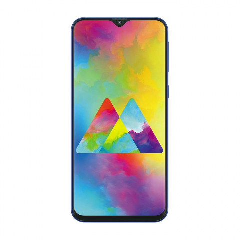 "GALAXY M20 64GB-4GB 6,3"" 5000MAH DUAL BLue EU"