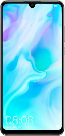 Huawei P30 Lite Dual (128GB-4GB) Pearl White(MAR-LX1A)