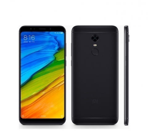 Xiaomi Redmi 5 Plus (4GB 64GB) Black global version