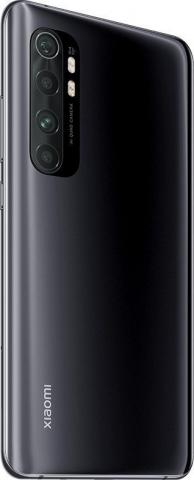 Mi Note 10 Lite Dual Sim 6GB-64GB Midnight Black EU (Global Version)(M2002F4LG)