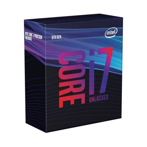 Intel i7-9700K 3.6 Ghz Box Coffee Lake EU BX80684I79700K