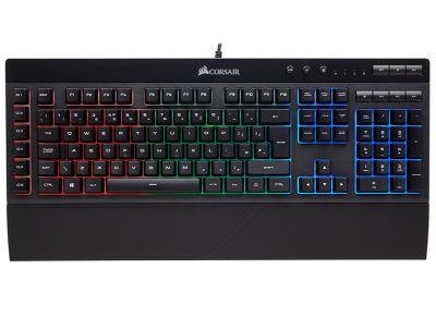 Corsair K55 - Gaming Keyboard - Ενσύρματο - Greek Layout