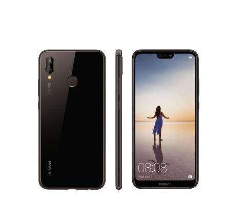 P20 LITE DUAL (64GB 4GB) EU Black
