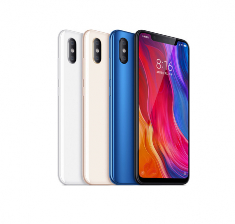 MI 8 6GB 128GB DUAL SIM GLOBAL VERSION EU White