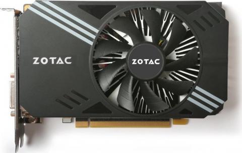 GeForce GTX 1060 Mini, 6144 MB GDDR5 ( ZT-P10600A-10L )