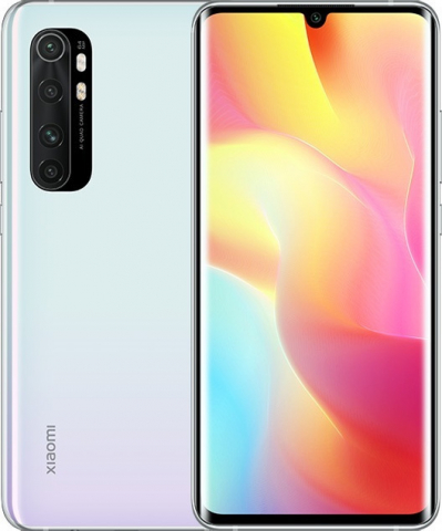 Xiaomi MI Note 10 Lite 6GB-128 GB Dual Sim White (Global Version) EU