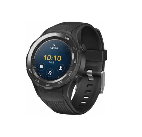 Huawei Watch 2 4G Sport Smartwatch - Black