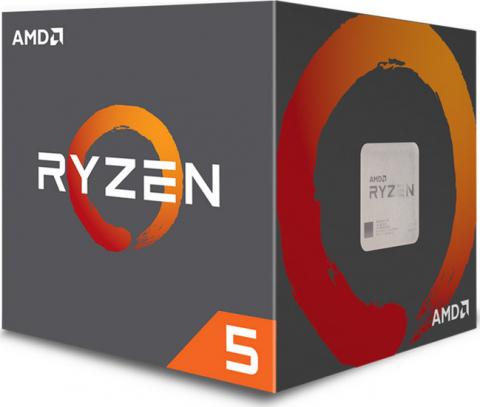 AMD Ryzen 5 2600 3.6GHz Box (YD2600BBAFBOX)