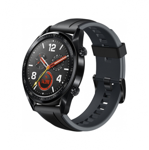 Smartwatch Watch GT Graphite Black