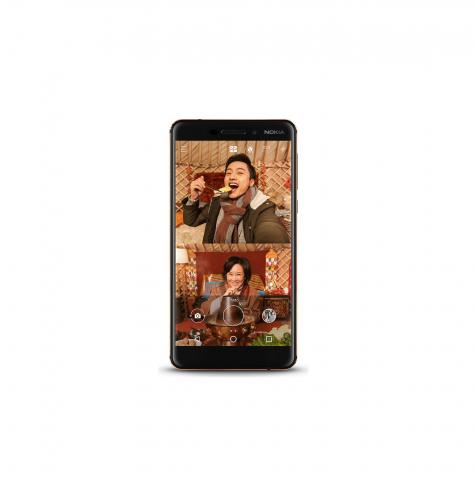 Nokia 6.1 (2018) 32GB Dual Sim Black
