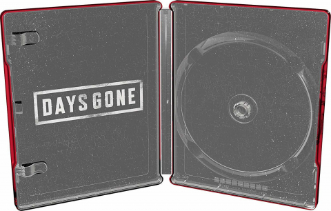 Days Gone with Limited Edition SteelBook (PS4)
