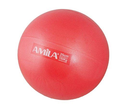 Μπάλα PILATES 25cm AMILA Κόκκινη