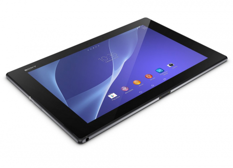 Tablet Xperia Z2 Wi-Fi 16GB Black