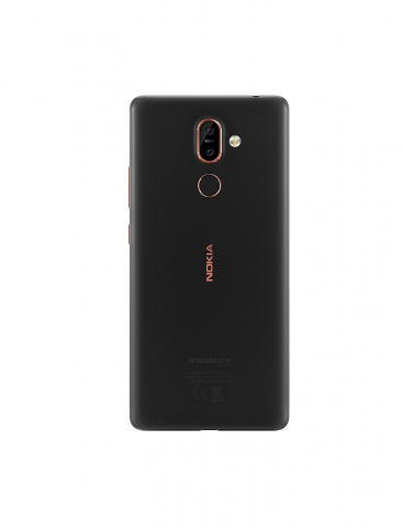 Nokia 7 Plus Dual SIM(4GB-64GB) Black Copper EU