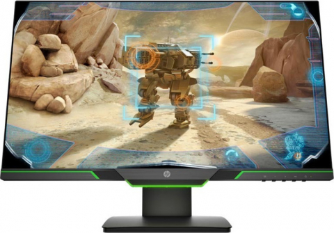 Monitor HP 24.5'' Gaming 144Hz 1ms FreeSync Low blue light