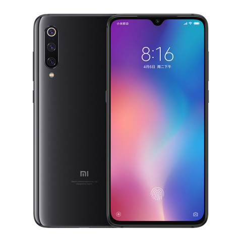 Smartphone Mi 9 64GB Dual Sim Black global