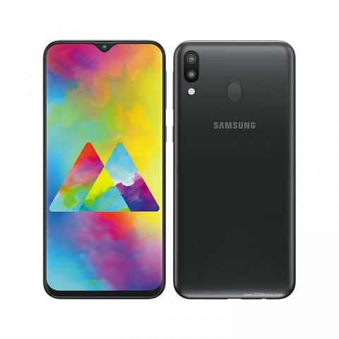 "Galaxy M20 64GB-4GB 6,3"" 5000MAH DUAL black EU"