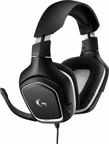 Headset Logitech G332 SE Wired Black