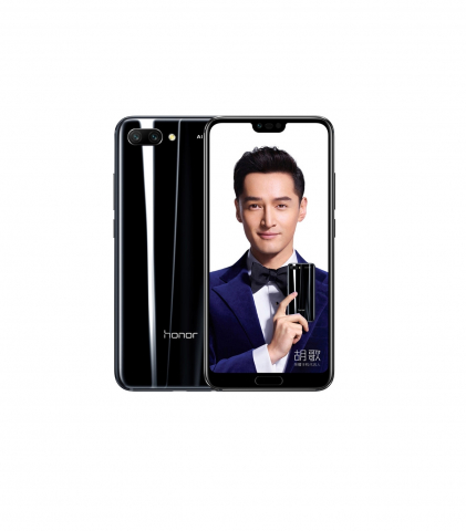 Honor 10 4GB 64GB Dual Sim Black EU