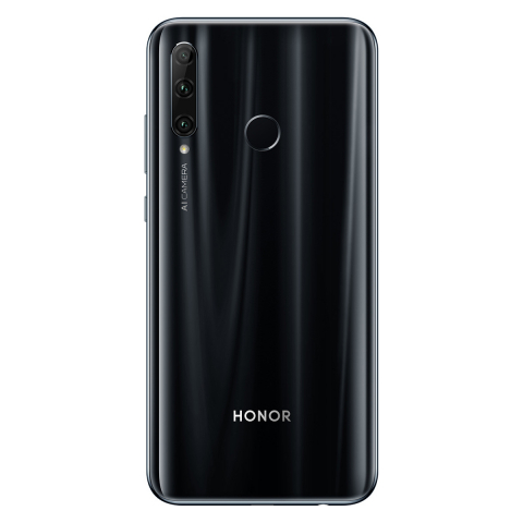 Honor 20 Lite 4GB-128GB Dual Sim Black EU