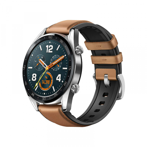 SMARTWATCH WATCH GT Saddle Brown