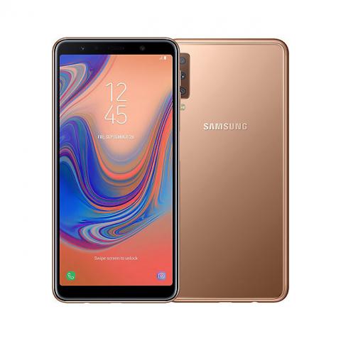Galaxy A7 (2018) A750F Dual Sim Gold