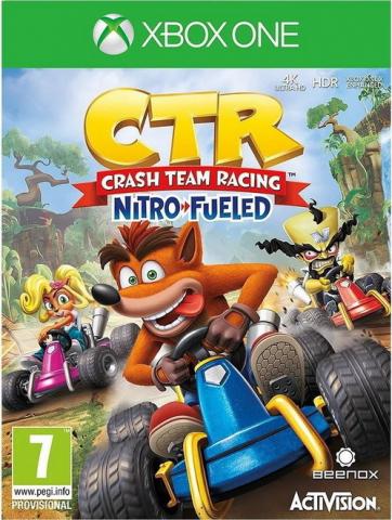 Crash Team Racing Nitro-Fueled (Xbox One)