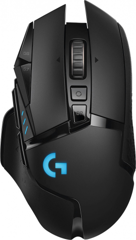 G502 Lightspeed Wireless mouse
