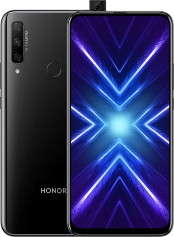 Honor 9X 128GB-4GB Dual Sim Black EU