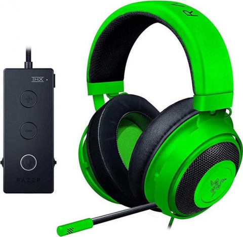 Razer Kraken Tournament Edition Gaming Headset Πράσινο