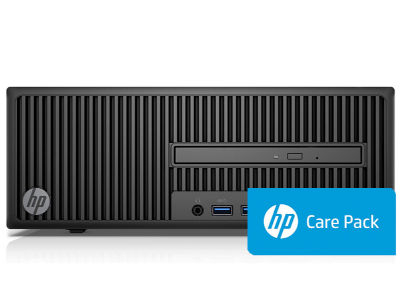 HP 280 G2 SFF Y5P85EA - Intel Core i5-6500 3.20 GHz - Windows 10 Pro & Care Pack U6578E (3y onsite)