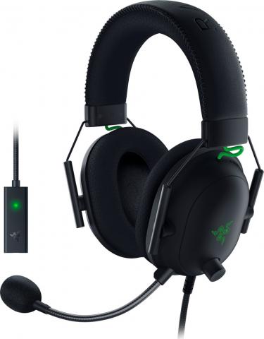 BLACKSHARK V2 Gaming Headset & USB Audio Card - 7.1 THX - PCPS4PS5 (RZ04-03230100-R3M1)