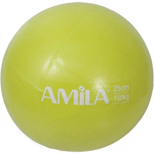 Μπάλα PILATES 25cm AMILA Λαχανί