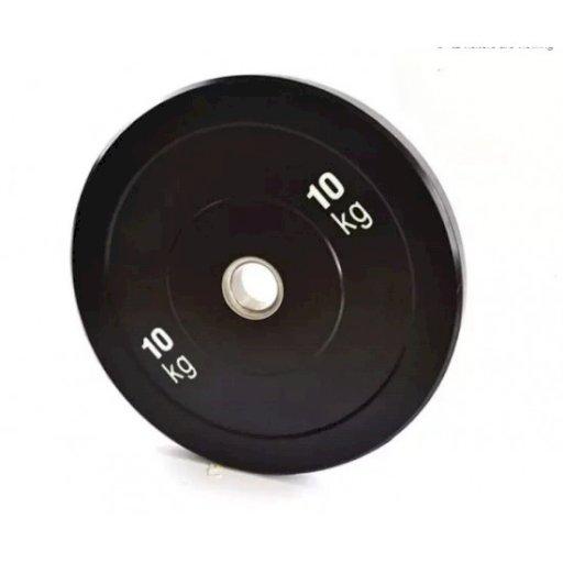 ΟΛΥΜΠΙΑΚΟΙ ΔΙΣΚΟΙ BUMPER Φ50 CROSSFIT 10kgr